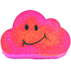 Happy Little Cloud Fizzy Bath Bomb VEGAN